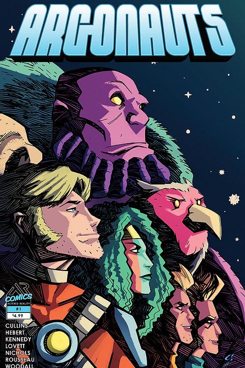 Argonauts #0