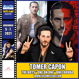 TOMER CAPON