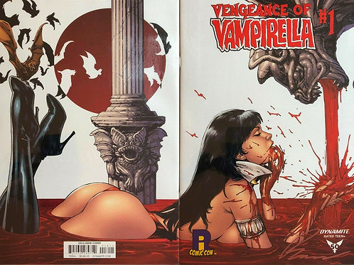 Vengeance of Vampirella RICC Exclusive by BUZZ