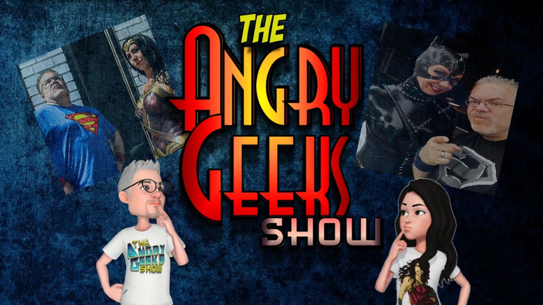 THE ANGRY GEEKS SHOW