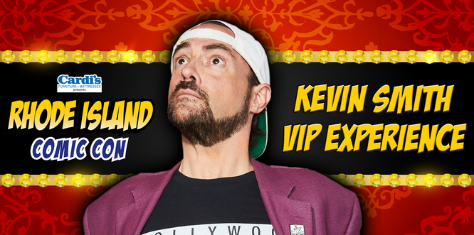 KEVIN SMITH VIP EXPERIENCE