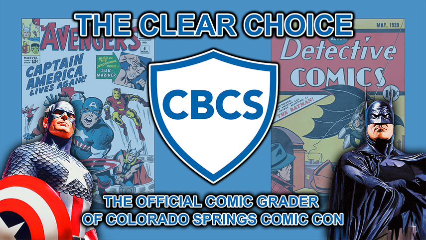 CBCS COMICS