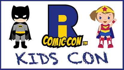Kids Con at Rhode Island Comic Con