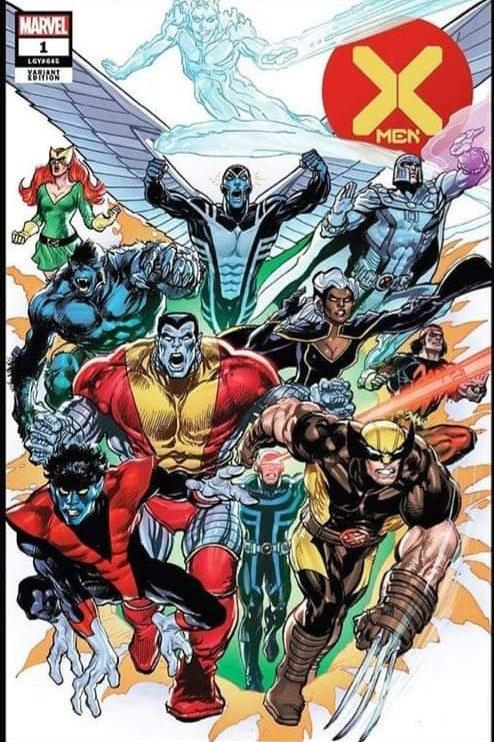 X-Men #1 RICC Neal Adams Exclusive Variant