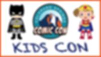 KIDS CON AT COLORADO SPRINGS COMIC CON