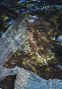 L'arrivée de la mariée
