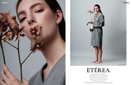 published magazine makeup
