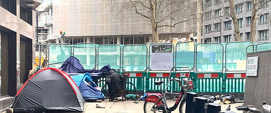 Government announces £150m to provide homes for rough sleepers