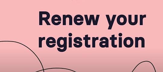 Vast majority of social workers complete their registration renewal in time