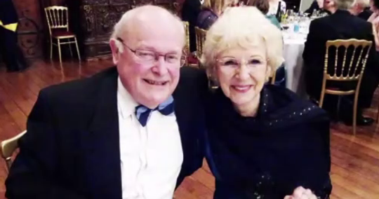 """""""One of the best"""": Tributes paid to inspirational social worker Terry Bamford"""