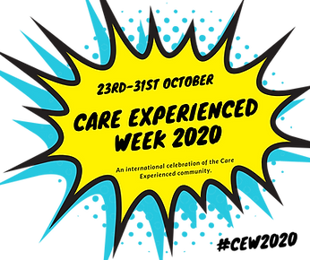 Events announced as part of an international celebration of the Care Experienced Community
