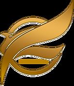 logo editora fenix dourada editável entalhada.png