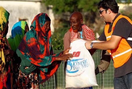 Somalian Humanitarian Disaster Relief