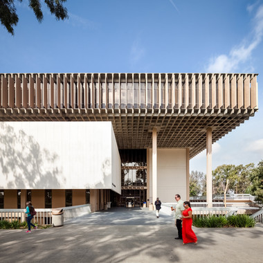 Leo F. Cain Library