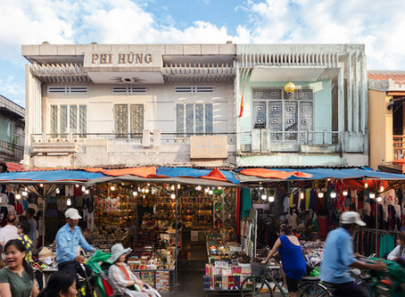 Finding Modernist Architecture in Vietnam's Most Historical City
