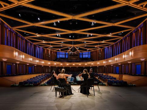 The Conrad Prebys Performing Arts Center