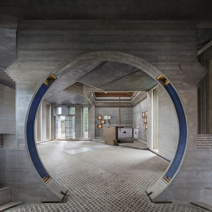 Tomba Brion by Carlo Scarpa