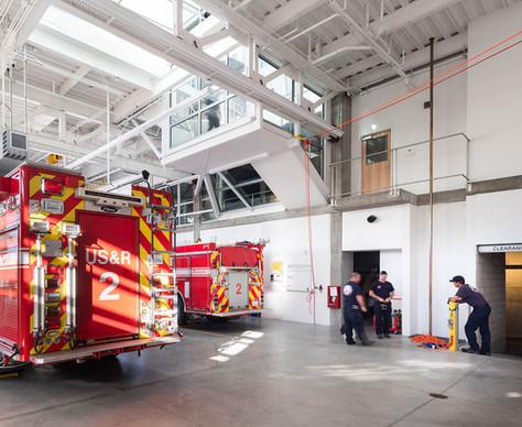 Bayside Fire Station