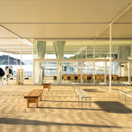 Naoshima Island Ferry Terminal