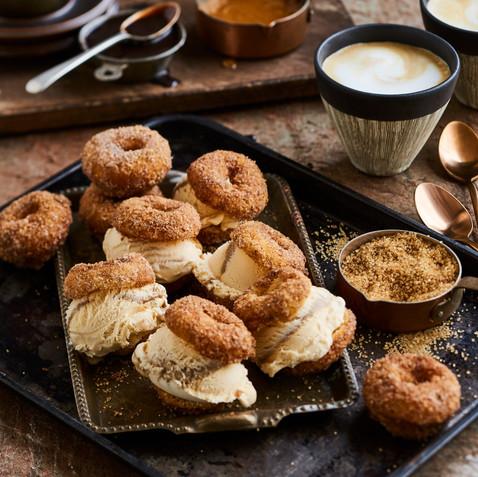 Baileys Mini Donut Dippers