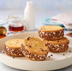 Maple Cinnamon Sandwiches