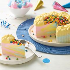 Bulla Rainbow Party Cake