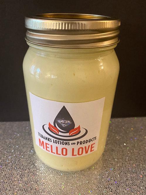 Men Mello Love Shea Butter