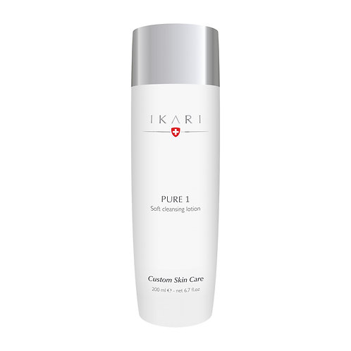 Pure 1 - Soft cleansing lotion
