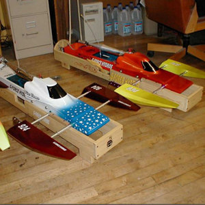 GAS OUTRIGGER CLASSES