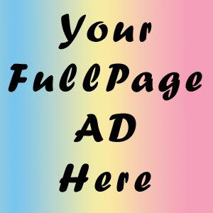 PROGRAM AD  FULL PAGE