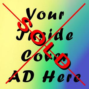 PROGRAM AD INSIDE COVER