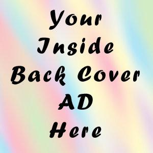 PROGRAM AD INSIDE BACK COVER