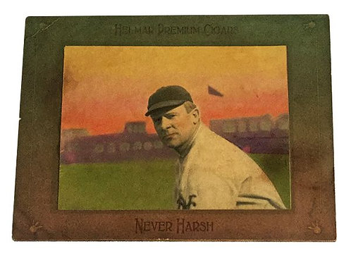 Helmar John McGraw Cabinet Card