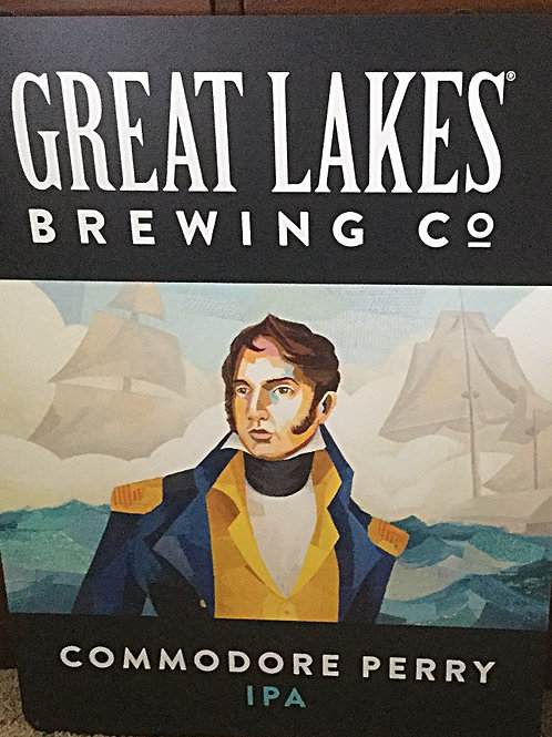 Great Lakes Brewing Beer Sign