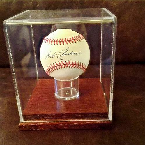 Bob Uecker Signed NL Baseball