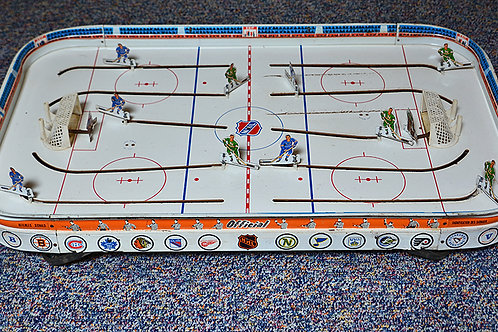 1970 Mr Hockey table top hockey game