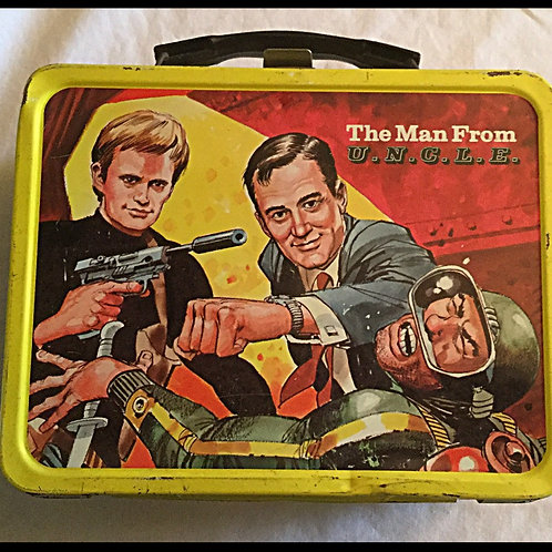 Man from U.N.C.L.E lunch box