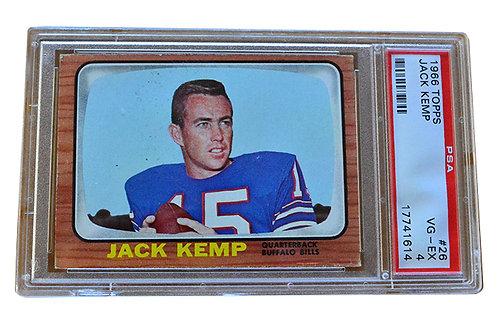 1966 Topps Jack Kemp