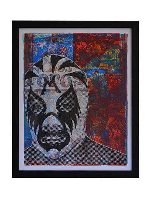 Los Toros Framed Print by Print Mafia