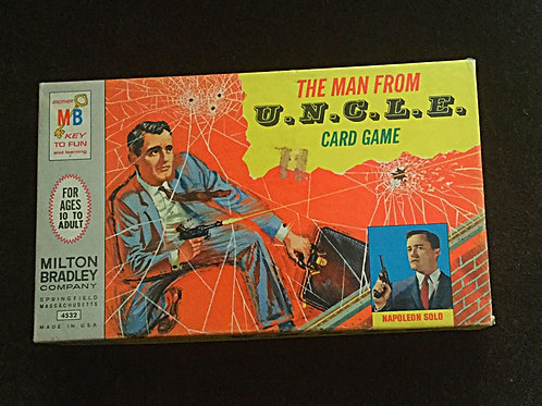Man from U.N.C.L.E card game