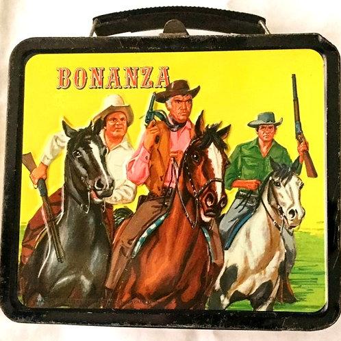 1968 Bonanza Lunch Box