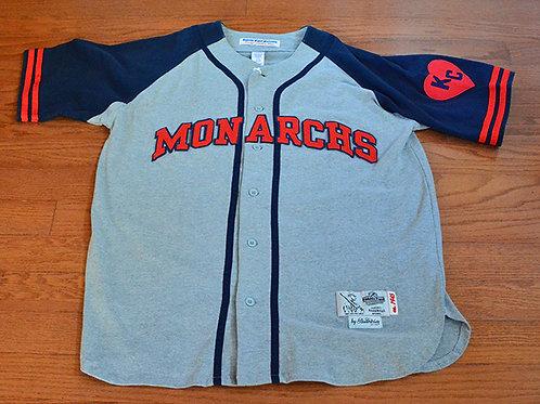Ebbets Field Flannels KC Monarchs Jersey