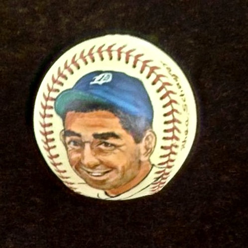Mickey Cochrane Hand Painted Baseball