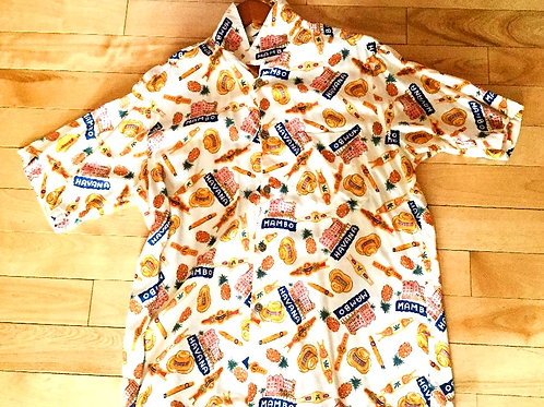 Joe Kealoha's Havana Mambo shirt