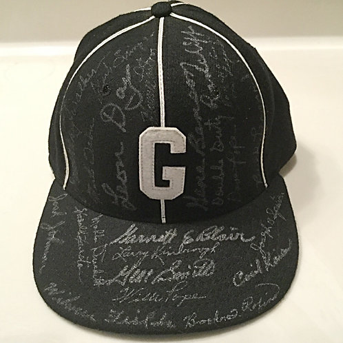 Homestead Grays Signed Cap