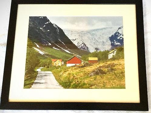Norway Glacier Photo
