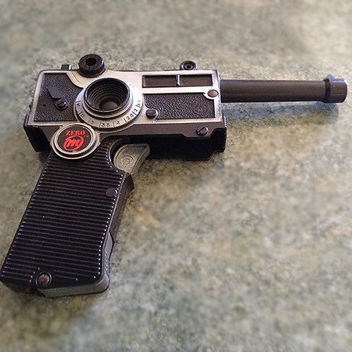 Vintage Mattel toys Agent Zero Camera pistol