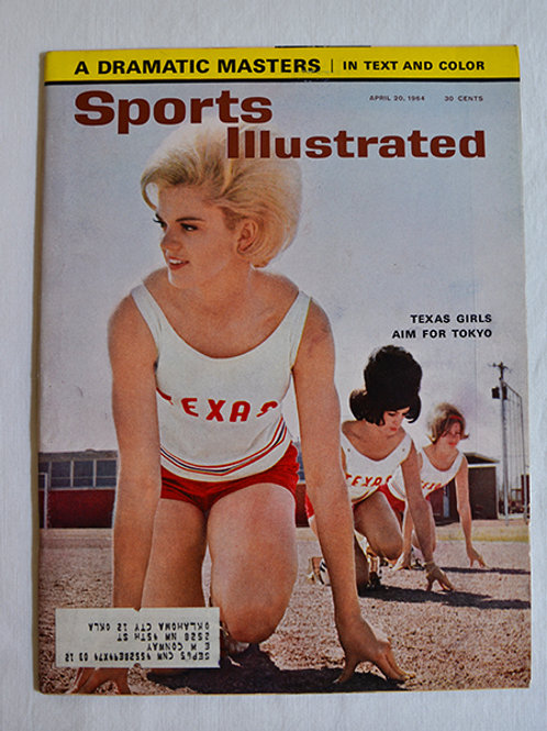 Vintage Sports Illustrated 1964