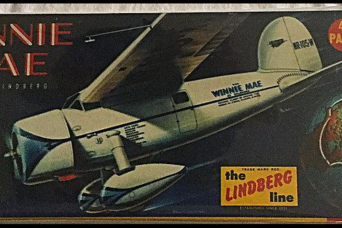 Vintage Lindberg Line model