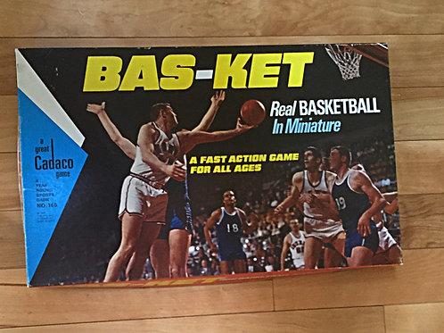 1969 Cadaco Basketball Game